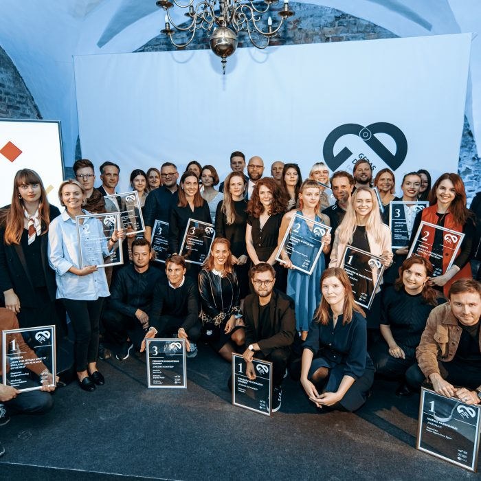 Paskelbti nacionalinio konkurso GERAS DIZAINAS 2019 nugalėtojai